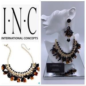 International Concepts INC Necklace & Earring Set